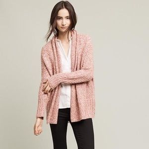 Anthropologie Angel of the North Chaucer Cardigan